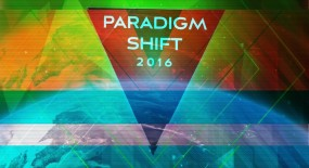 Quick Riff On The #ParadigmShift (Three New Projects)